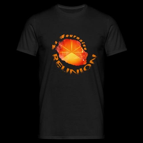 Collection Lo Mahavéli Volcan La Fournaise - T-shirt Homme