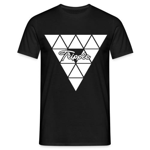 triangular2 png - Mannen T-shirt