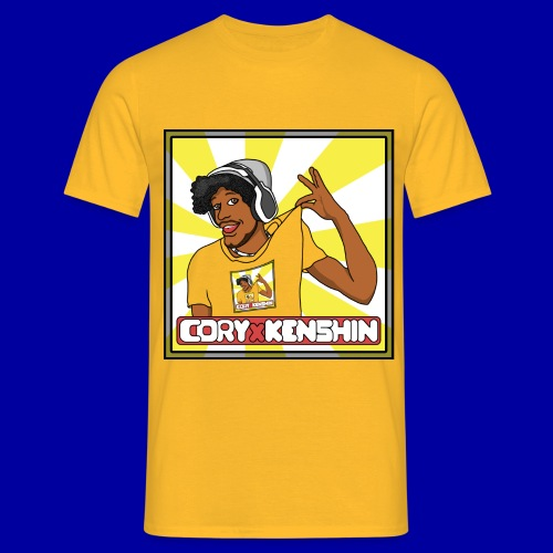 TOO CLEAN DOE - Men's T-Shirt