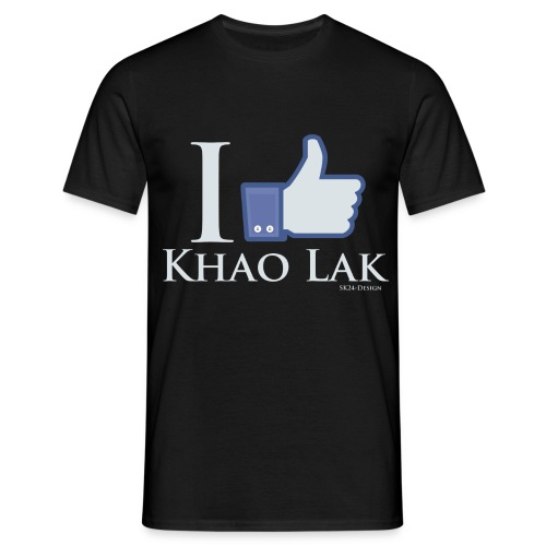 I Like Khao Lak White - Men's T-Shirt
