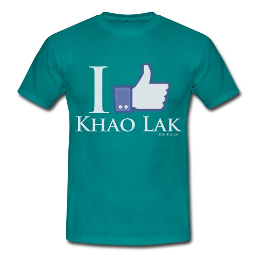 I Like Khao Lak White - Männer T-Shirt