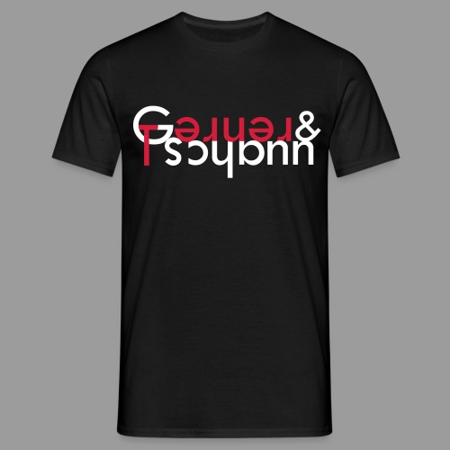 Gernerundtschann - Männer T-Shirt