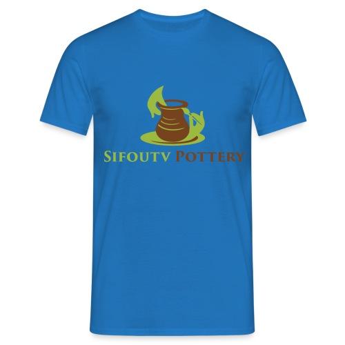 Sifoutv Pottery - Men's T-Shirt
