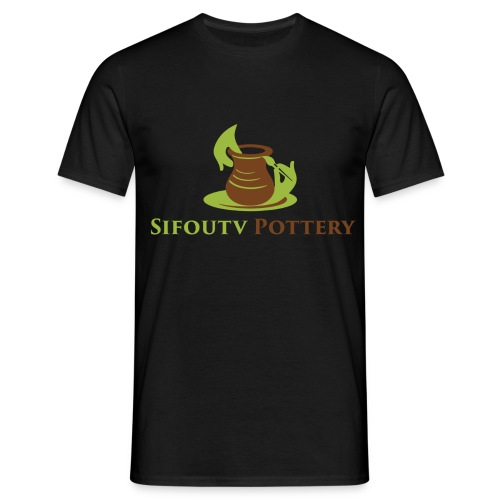 Sifoutv Pottery - Men's T-Shirt