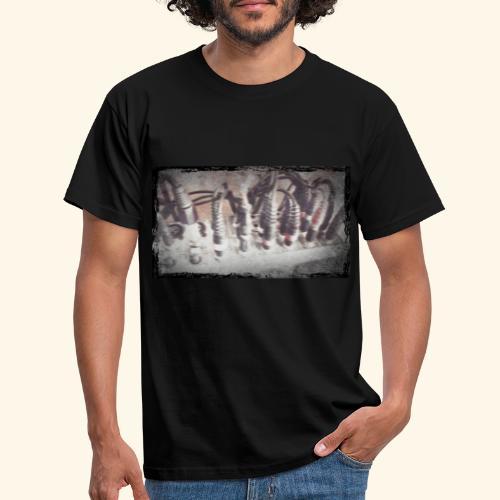 Recording Black - Männer T-Shirt