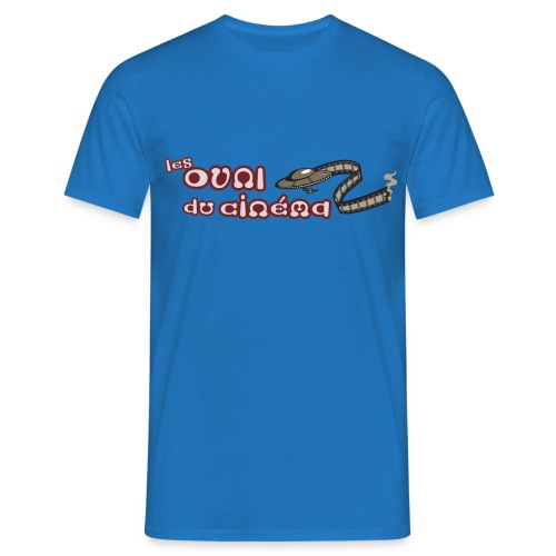 logo b - T-shirt Homme