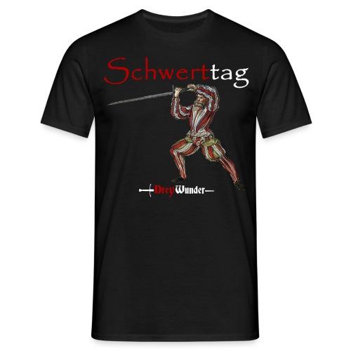 Schwerttag - 2016 - Männer T-Shirt