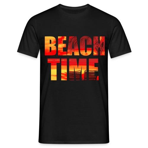 Beach Time - T-shirt Homme