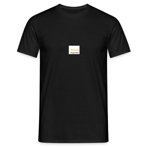 Naamloos - Mannen T-shirt