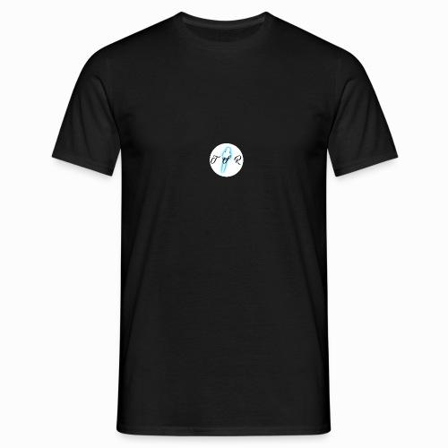 The Scots Review TSR Logo - Men's T-Shirt