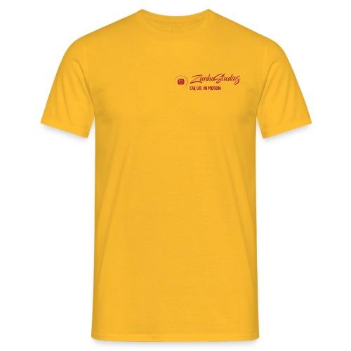 ZunhaStudios Logo - Herre-T-shirt