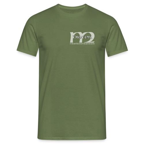 m-dieter - Männer T-Shirt
