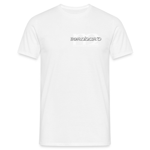 m-bernhard - Männer T-Shirt