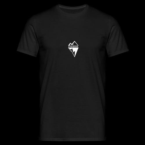Eyesberg Tshirt Noir - T-shirt Homme