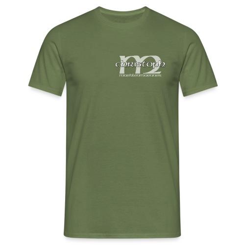 m-christoph - Männer T-Shirt