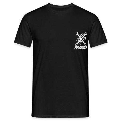 SDZJ Friend Brust png - Männer T-Shirt