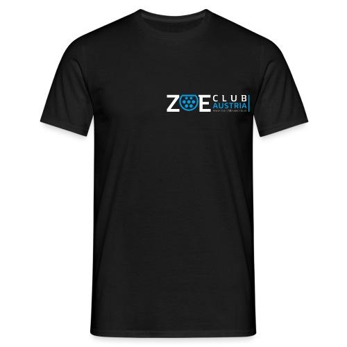 ZOE Club Austria QUERWHIT - Männer T-Shirt