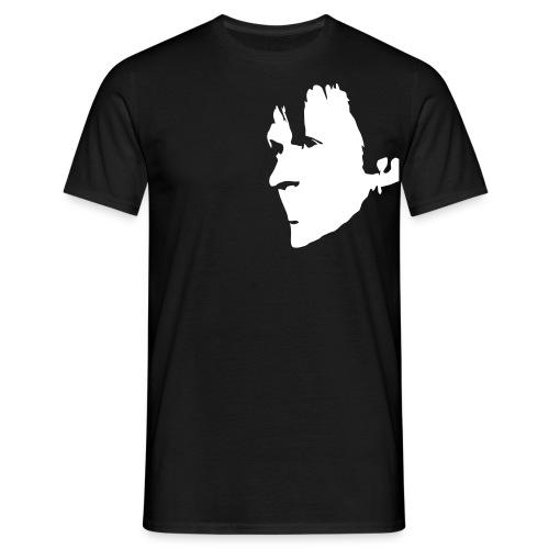 roarsvart - T-skjorte for menn