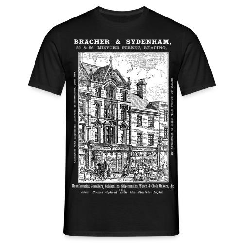 bracher sydenham png - Men's T-Shirt
