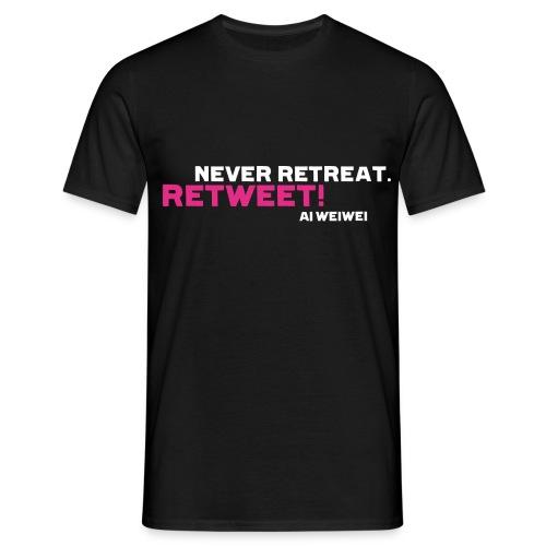 shirt 8 b1 - Männer T-Shirt