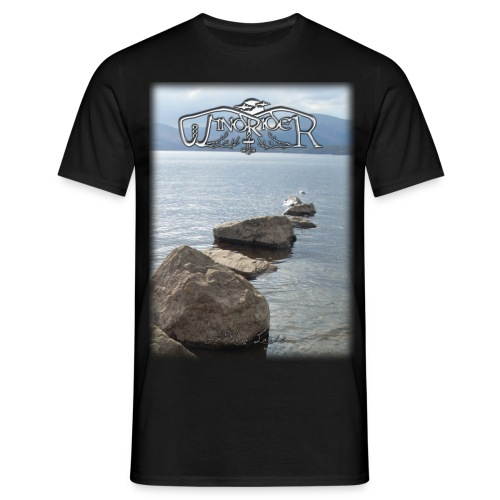 to new lands - Men's T-Shirt