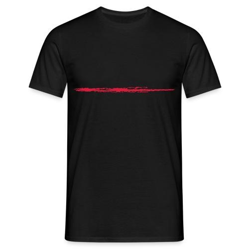 Linie_01 - Männer T-Shirt