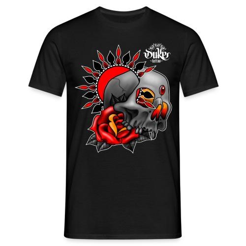 skullmandala - Mannen T-shirt