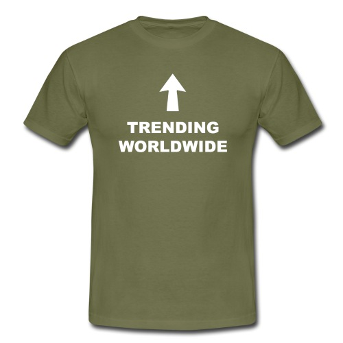 trendingworldwide - Men's T-Shirt