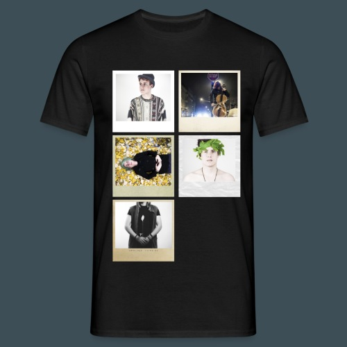 Max Polaroid - Männer T-Shirt