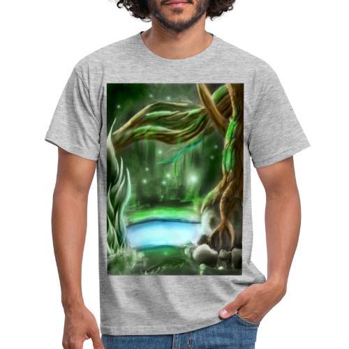 foret enchanté - T-shirt Homme