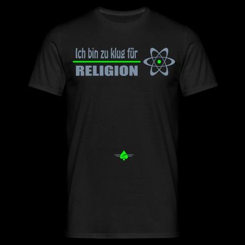Atheist - Männer T-Shirt