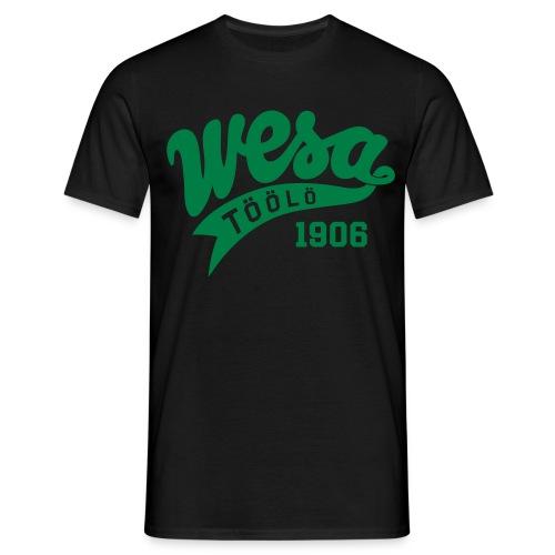 wesa retro - Miesten t-paita
