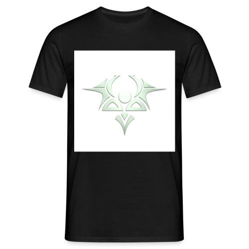 Tatoo Skull - Männer T-Shirt