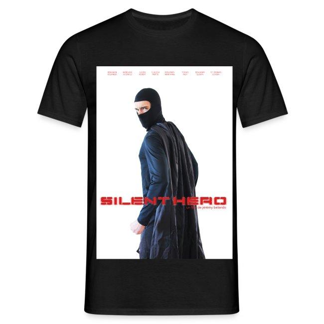affiche Silent Hero