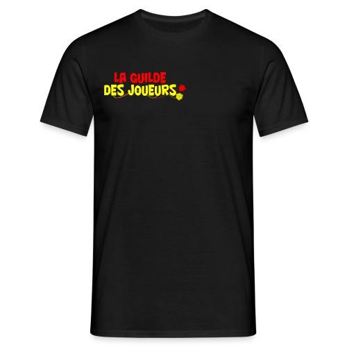 Logo LGDJ Tshirt Front png - T-shirt Homme
