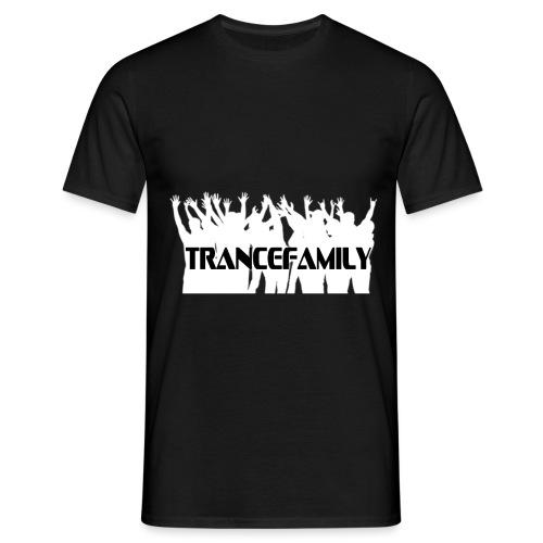 trancefamily - T-shirt herr