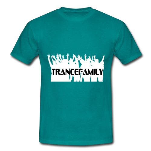 trancefamily - T-shirt herr
