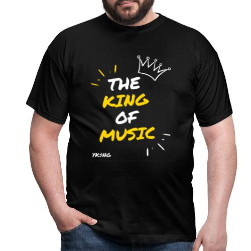 The king Of Music - Camiseta hombre