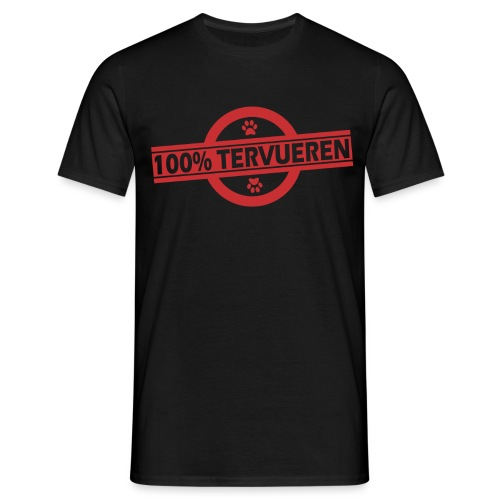 100 terv rouge - T-shirt Homme