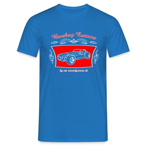 77 bcneu - Männer T-Shirt