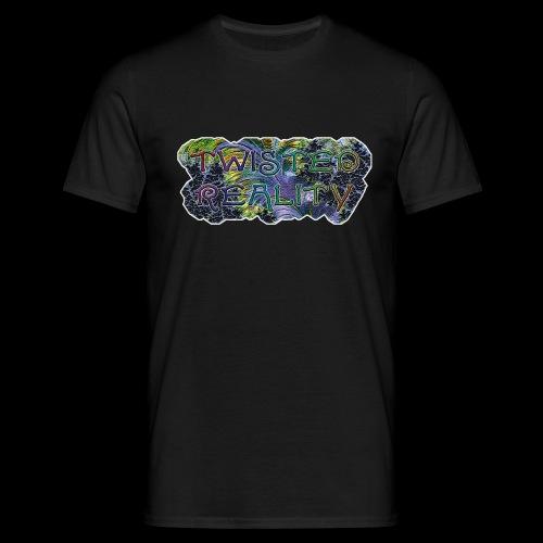 Twisted Reality - Männer T-Shirt