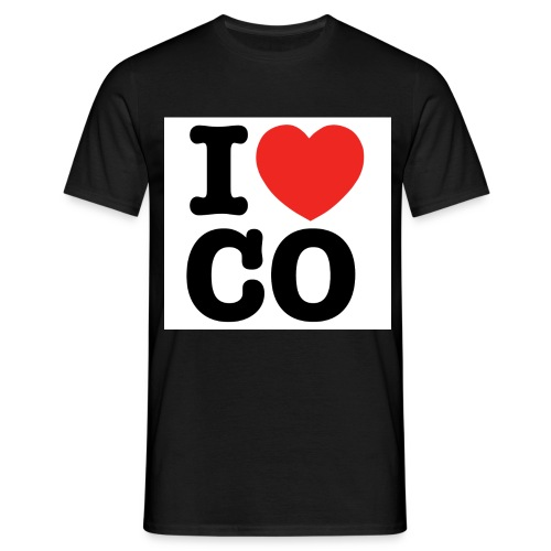iloveco - Männer T-Shirt