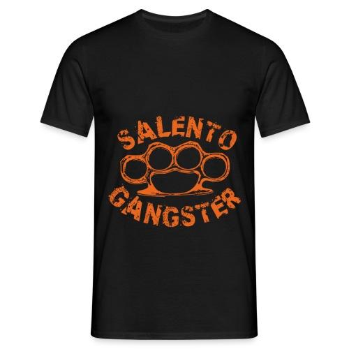 Americ... Salento Gangster - Maglietta da uomo