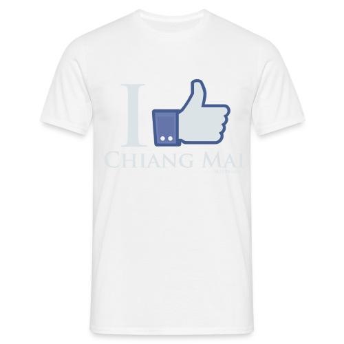 Like Chiang Mai White - Männer T-Shirt