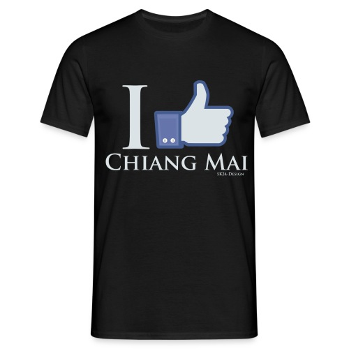Like Chiang Mai White - Men's T-Shirt