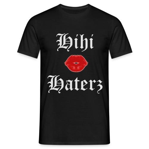 hihihaterzpng - T-shirt Homme
