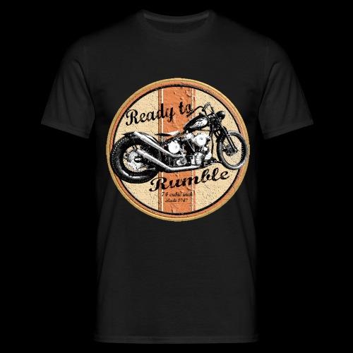 shirt Olaf rtr - Männer T-Shirt