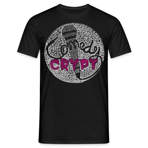 blackgrey - Men's T-Shirt