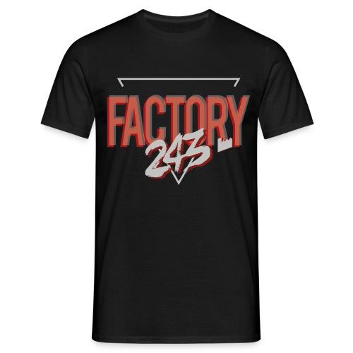 f243 artwork - T-shirt Homme