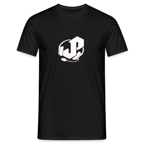 logo white for apparel png - Men's T-Shirt